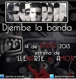 MSC Noticias - Flyer-Llenarte-de-Amor-Djembe Farándula Musica Publicidad