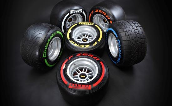 MSC Noticias - Full-Pirelli-2013-Formula-One-Tyre-Range-baja Agencias Com y Pub Creatividad & Media Deportes Motores Negocios Publicidad