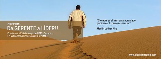 MSC Noticias - Slide-Programa-Gerente-Lider-2013 Cursos y Seminarios Negocios Publicidad
