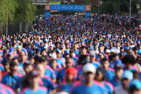 MSC Noticias - GATORADECARACASROCK2013-5 Agencias Com y Pub Deportes Licores y Bebidas Maratones Publicidad Salud