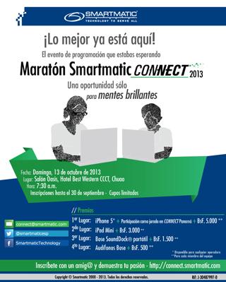 MSC Noticias - Invitacion_CONNECT_2013 Agencias Com y Pub Maratones Negocios Publicidad RSE Tecnología The Media Office