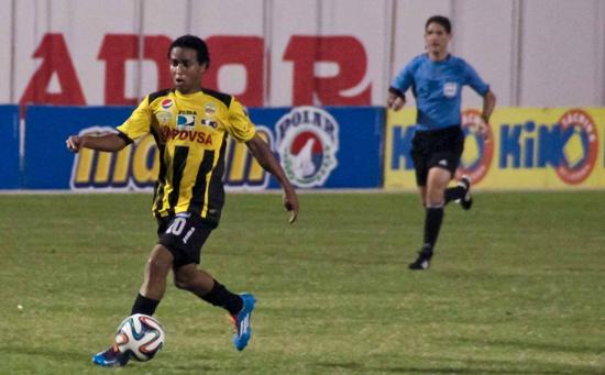 MSC Noticias - 1RA-C2014-J11-TACHIRA-VS-MINEROS-23-MARZO-00672 Agencias Com y Pub Deportes FC DT Tachira Futbol Negocios Publicidad