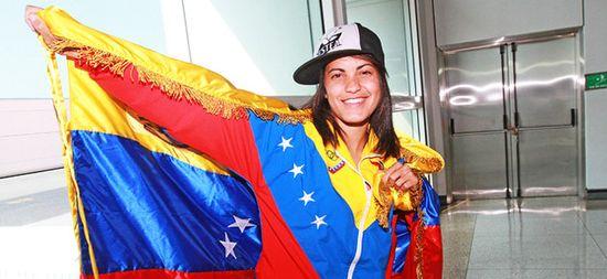 MSC Noticias - Atleta-Stefany-Hernandez16082012 Agencias Com y Pub Deportes Publicidad