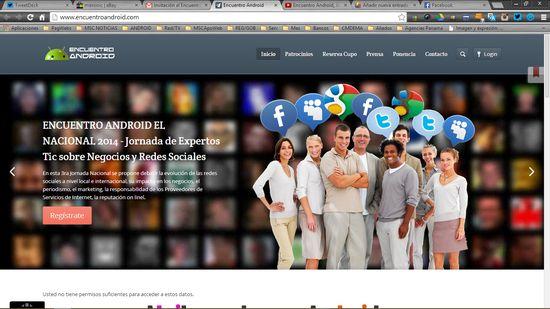 MSC Noticias - encuentro-androide1 Agencias Com y Pub Negocios Publicidad Tecnología