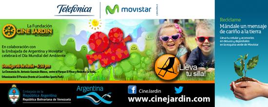 MSC Noticias - Día-del-Ambiente-en-La-Clemencia Agencias Com y Pub Cine CINE JARDIN Diversión Negocios Publicidad