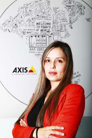 MSC Noticias - Diana-Ardila-01 Agencias Com y Pub Axis Communications Camaras Negocios Publicidad Seguridad Tecnología