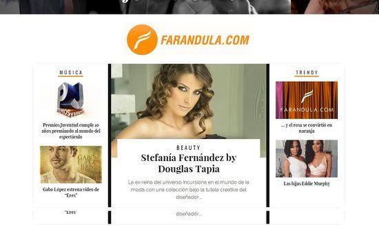 MSC Noticias - Farandula.com-Tus-artistas-sin-fronteras Agencias Com y Pub Farándula Negocios Publicidad