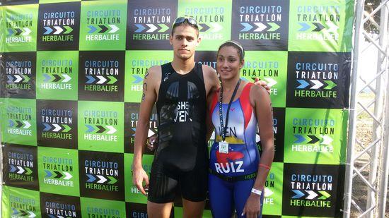 MSC Noticias - Fischer_Ruiz-Herbalife-Triatlon-Los-Caracas Agencias Com y Pub Deportes Maratones Publicidad Salud