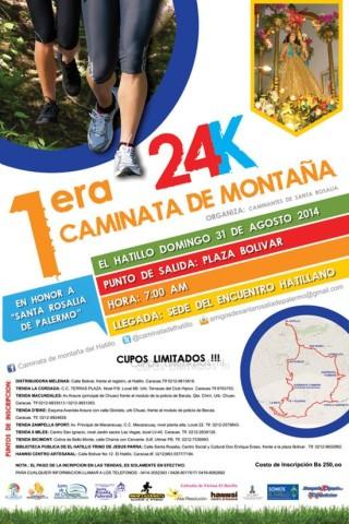 MSC Noticias - Flyer-Caminata-320x480 Agencias Com y Pub Deportes Futbol Maratones Publicidad Salud