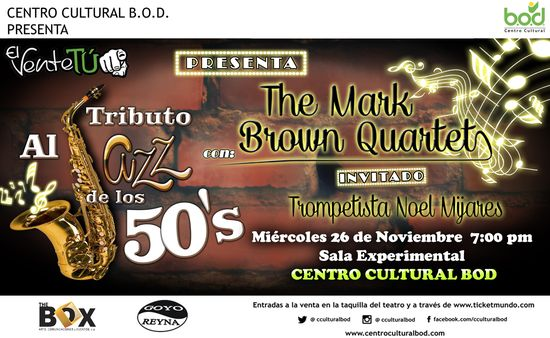 MSC Noticias - Pantalla-Tributo-al-jazz-de-los-50 Agencias Com y Pub Marketing Musica The Box Com