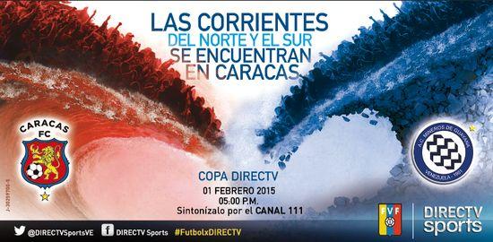 MSC Noticias - CARACAS-MINEROS Agencias Com y Pub Deportes Diversión DLB Group Com Futbol Publicidad