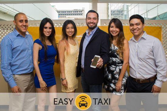 MSC Noticias - Equipo-Easy-Taxi1 Agencias Com y Pub Comstat Rowland Negocios Publicidad Tecnología