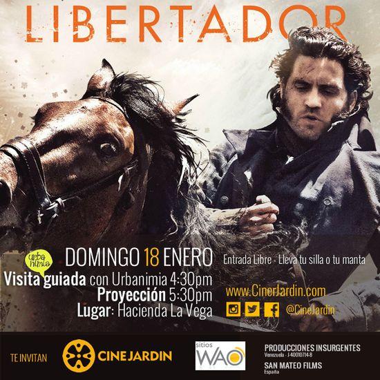 MSC Noticias - Libertador-Cine-Jardin Agencias Com y Pub Cine CINE JARDIN Diversión Publicidad