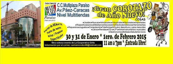 MSC Noticias - Portada-Facebook-Corotazo-Convocatoria-Expositores Agencias Com y Pub Diversión Multiplaza Com Negocios Publicidad