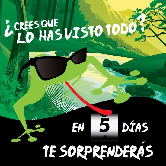 MSC Noticias - Rana_Sorprenderas_5dias Agencias Com y Pub Publicidad