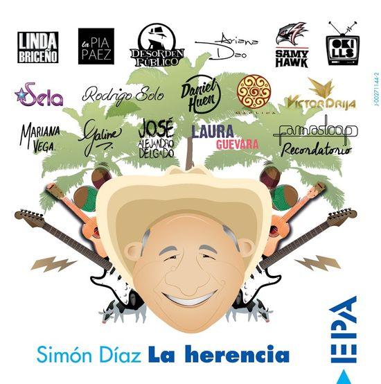 MSC Noticias - Portada-disco-La-Herencia Agencias Com y Pub Farándula Musica Publicidad