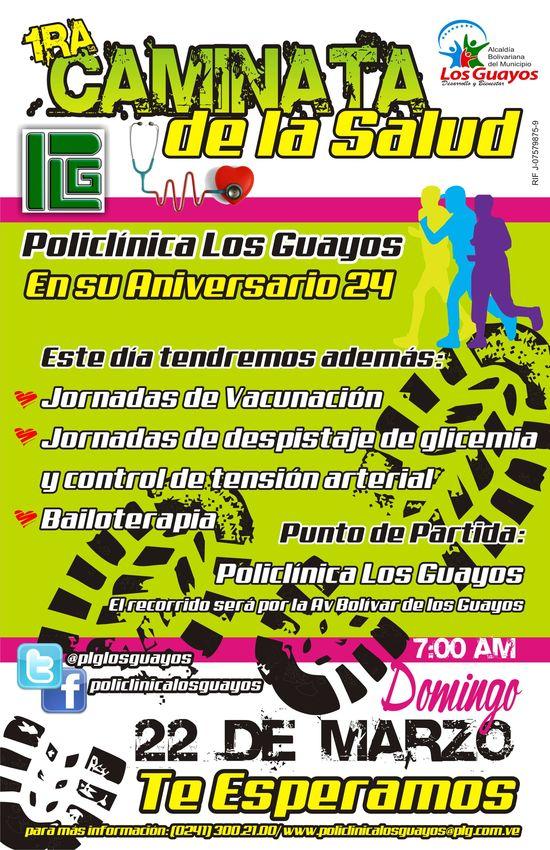 MSC Noticias - 1era-caminata-de-la-salud_PLG Agencias Com y Pub Deportes Maratones Publicidad Salud