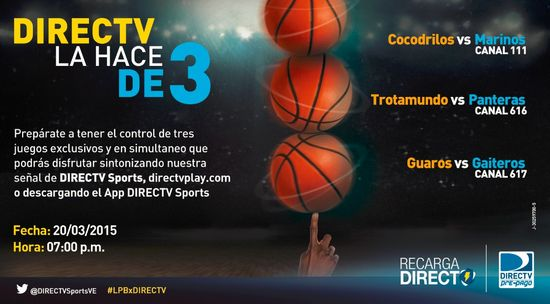 MSC Noticias - 3EN1-POR-DIRECTV-SPORTS-LPB Agencias Com y Pub Deportes Directv Com Diversión Publicidad