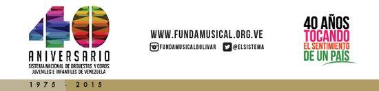 MSC Noticias - 40-aniversario-el-sistema-banner Agencias Com y Pub FUNDA MUSICAL Prensa Musica Publicidad