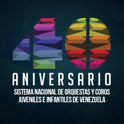 MSC Noticias - 40-aniversario-el-sistema1 Agencias Com y Pub FUNDA MUSICAL Prensa Musica Publicidad