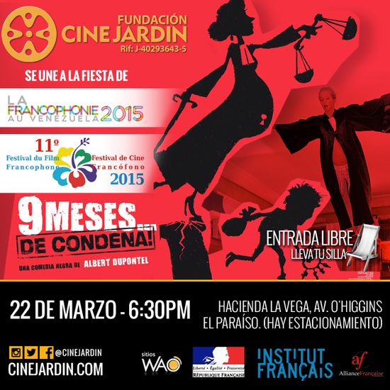 MSC Noticias - 9mesesinstagram Agencias Com y Pub Cine CINE JARDIN Diversión Publicidad