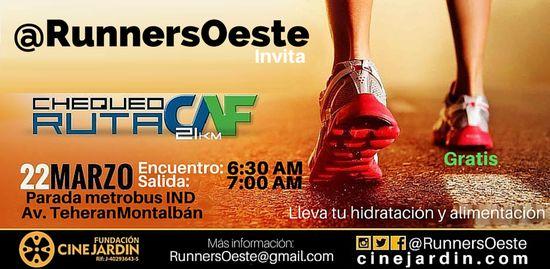 MSC Noticias - CAF-1 Agencias Com y Pub CINE JARDIN Deportes Maratones Publicidad Salud