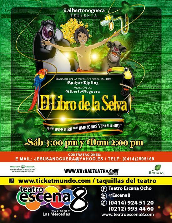 MSC Noticias - El-libro-de-la-Selva Agencias Com y Pub Diversión Publicidad Teatro