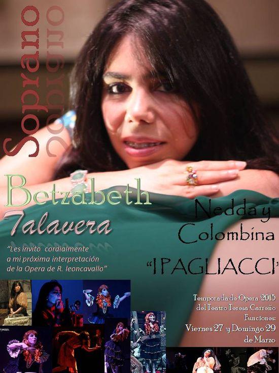 MSC Noticias - iNVITAVION-PAGLIACCI-2015 Agencias Com y Pub Diversión Musica Publicidad Teatro