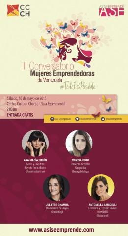 MSC Noticias - Conversatorio03ASE-261x480 Agencias Com y Pub Cursos y Seminarios Negocios Publicidad