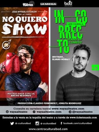 MSC Noticias - Led-y-José-Rafael Agencias Com y Pub Diversión Publicidad Teatro
