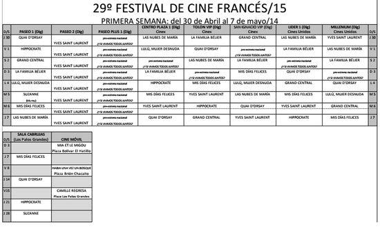 MSC Noticias - Programación-Oficial-Primera-semana-29º-Festival-de-Cine-Francés-omorantes-mscconsultores.net_.ve-Correo-de-MSC-Consultores-Gerenciales-C.A. Agencias Com y Pub Cine Diversión Publicidad