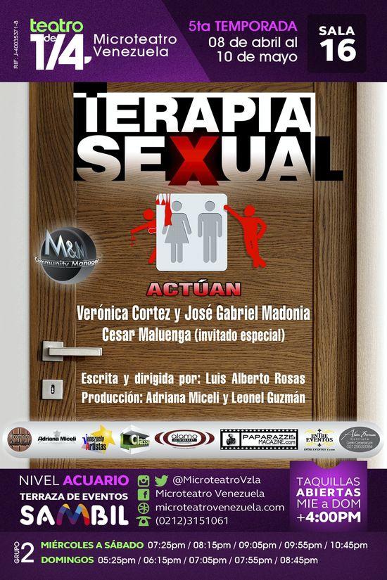 MSC Noticias - TERAPIA-SEXUAL Agencias Com y Pub Alamo Group Diversión Publicidad Teatro