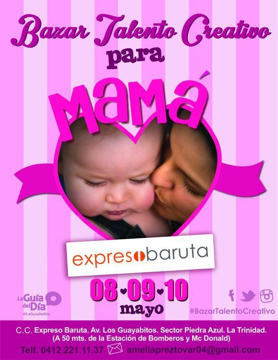 MSC Noticias - afiche-bazar-mama Agencias Com y Pub Negocios Publicidad