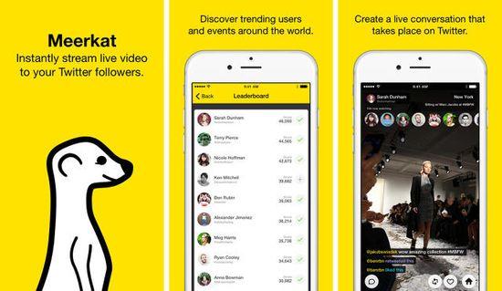 MSC Noticias - 3043404-inline-i-1-meerkat-video-app Agencias Com y Pub Aplicaciones Publicidad Tecnología
