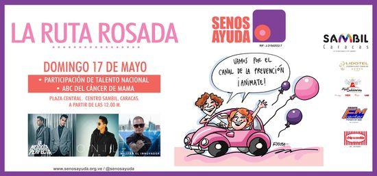 MSC Noticias - 375x175-ruta-rosada-1 Agencias Com y Pub Chuky Reina & Asociados Musica Negocios Publicidad RSE