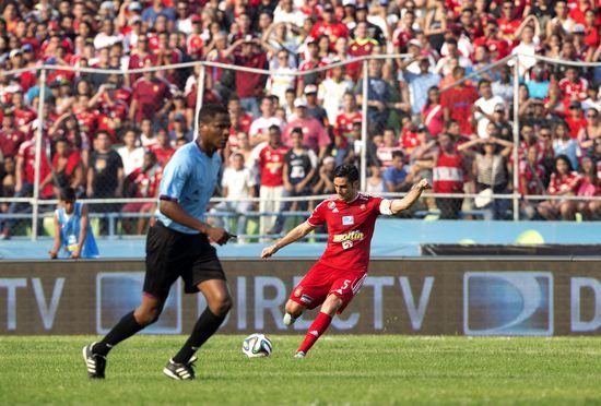 MSC Noticias - CaracasVsTáchiraNP_44 Agencias Com y Pub Deportes FC CCS Futbol Club Futbol Negocios Publicidad