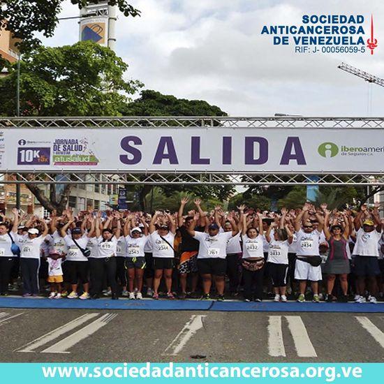 MSC Noticias - Carrera-A-Tu-Salud-a-Beneficio-de-la-Sociedad-Anticancerosa-de-Venezuela Agencias Com y Pub Comstat Rowland Deportes Maratones Publicidad Salud