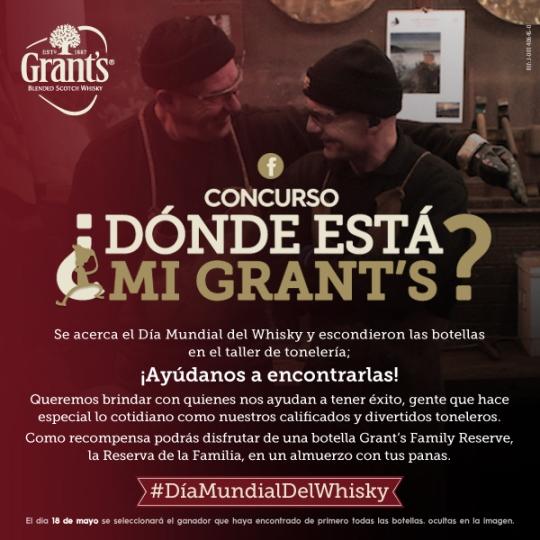MSC Noticias - Concurso-Día-Mundial-del-Whisky Agencias Com y Pub Grupo Open Mind Licores y Bebidas Negocios Publicidad