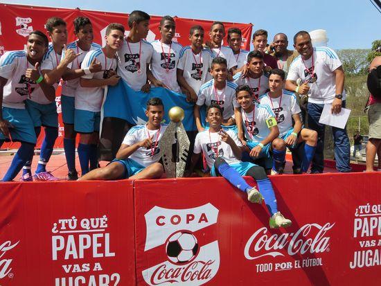 MSC Noticias - Copa-Coca-Cola-2015-Zulia-FC-Campeón-2 Agencias Com y Pub Deportes Futbol Proa Com Publicidad