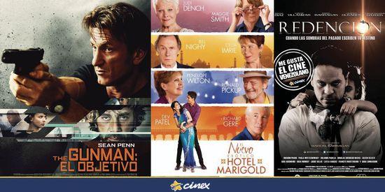 MSC Noticias - EstrenosCinex29_05 Agencias Com y Pub Cine Cinex Com Diversión Publicidad