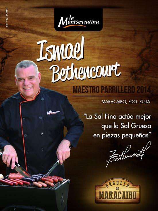 MSC Noticias - Ismael-Betancourt-Maestro-Parrillero-2014 Agencias Com y Pub Comstat Rowland Gastronomía Negocios Publicidad