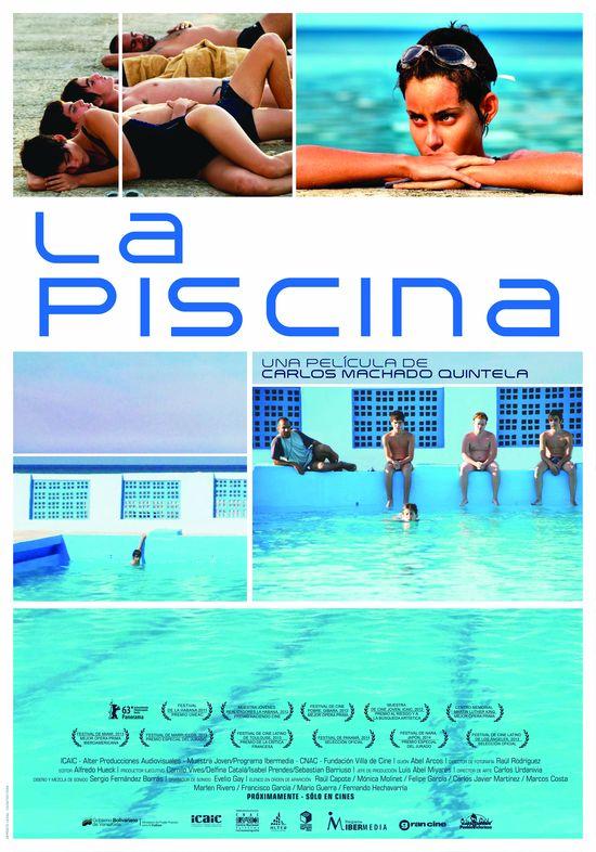 pel cula la piscina anuncia su estreno en venezuela este
