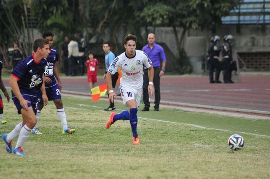 MSC Noticias - MetAv1-Daniel-Febles Agencias Com y Pub Deportes FC Atletico Venezuela Futbol Publicidad