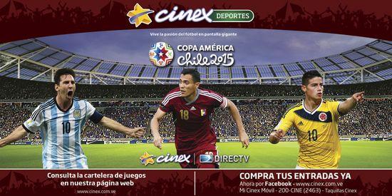 MSC Noticias - NP-COPA-AMÉRICA Agencias Com y Pub Cinex Com Deportes Directv Com Diversión Futbol Publicidad
