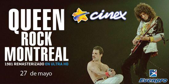 MSC Noticias - NP-Queen-Cinex Agencias Com y Pub Cine Cinex Com Diversión Musica Publicidad