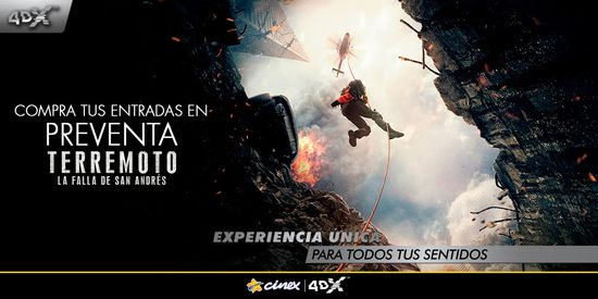 MSC Noticias - Preventa-San-Andres-Cinex Agencias Com y Pub Cinex Com Diversión Marketing