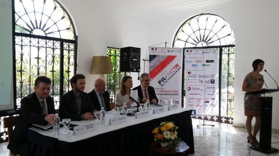 MSC Noticias - Rueda-de-Prensa-Semana-de-Francia Agencias Com y Pub Comstat Rowland Negocios Publicidad