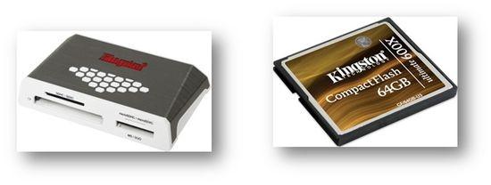 MSC Noticias - Tarjeta-600X-CompactFlash-de-64GB-Kingston Agencias Com y Pub Factum Com Publicidad Tecnología