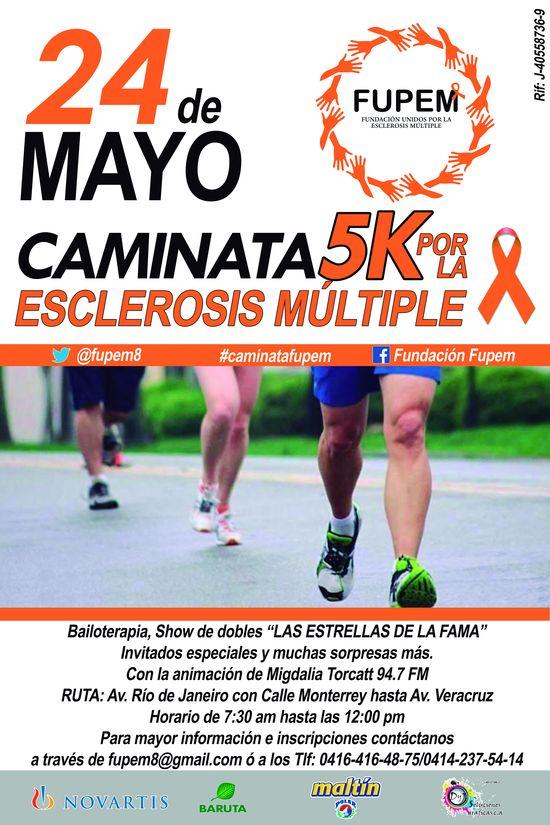 MSC Noticias - afiche-caminata.jpg Agencias Com y Pub Deportes Maratones Publicidad RSE Salud