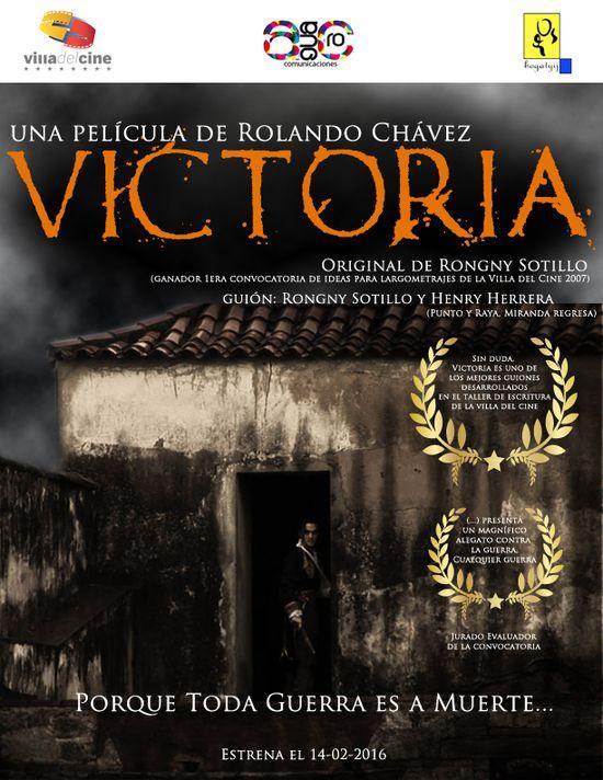 MSC Noticias - boceto-afiche-victoria Agencias Com y Pub Cine Diversión Publicidad